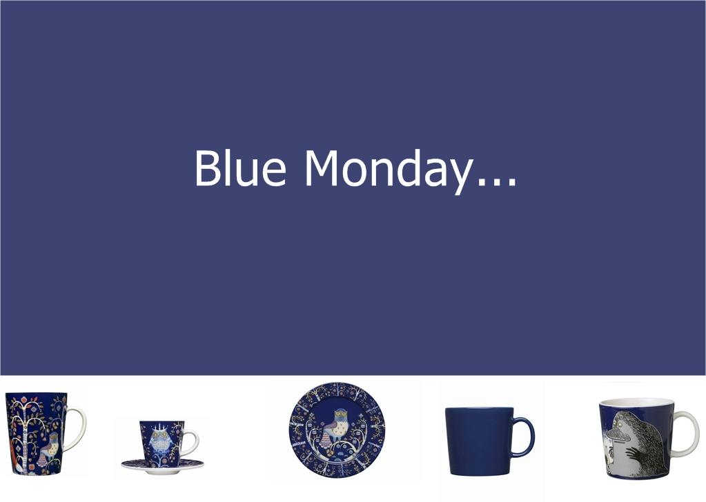 blue mondey