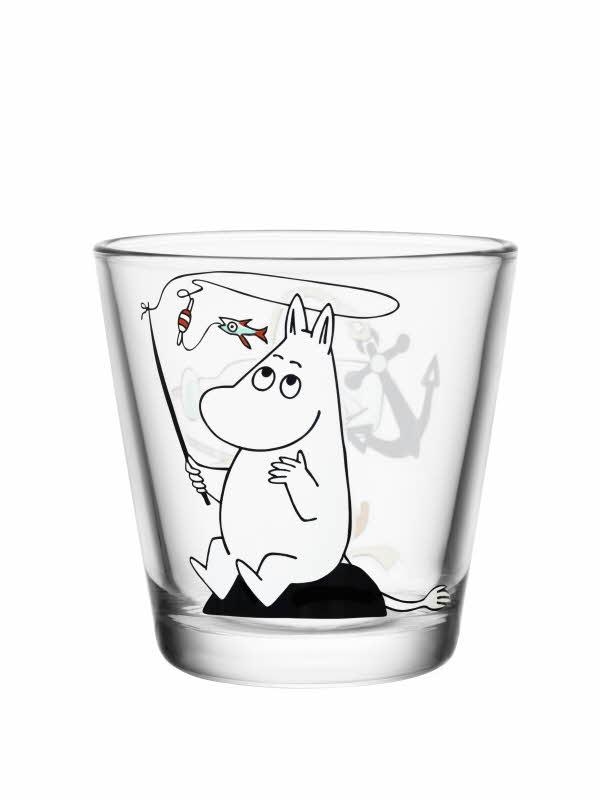 szklaneczka Muminek