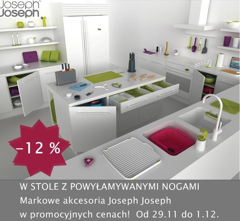 promocja Joseph Joseph